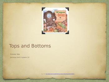 3rd Grade Journeys Unit 3 Lesson 12 PowerPoint