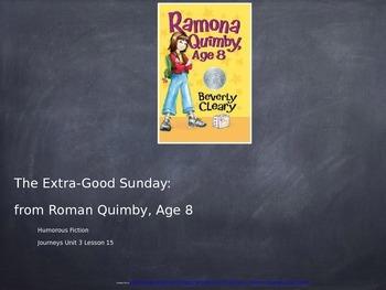 3rd Grade Journeys Unit 3 Lesson 15 PowerPoint