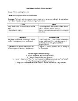 3rd Grade Journeys Unit 6 Lessons 26-30 Study Guide Bundle