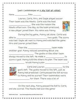 3rd Grade Journeys: Unit 6 Supplemental Activities © 2011 and 2014