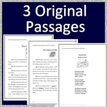 3rd Grade K-PREP Test Prep Practice Tests - for Kentucky State Test