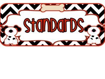 3rd Grade KANSAS Dog Standards