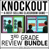3rd Grade End of Year Review | Knockout | Math Language Arts | Distance Learning