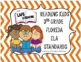 3rd Grade LAFS Florida Literature Standards - Kids Reading Theme