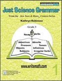3rd Grade Language Arts Bundle - Grammar, Research, Conventions