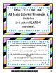 3rd Grade Language Arts I Can Statements (Texas Standards, TEKS)