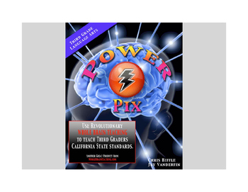 3rd Grade Language Arts Power Pix