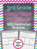 3rd Grade Language Arts Practice and Constructed Response