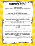3rd Grade Language Arts Test Prep Set 9