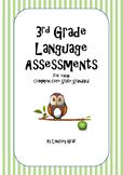 Common Core Language Arts Assessments