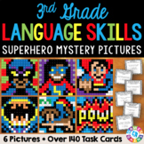 3rd Grade Language Centers: 3rd Grade Grammar Activities