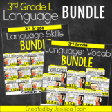 3rd Grade Language Domain Bundle