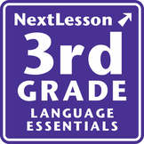 3rd Grade Language Essentials Bundle