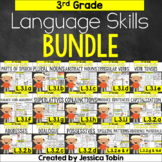 3rd Grade Language Skills Bundle, Language: Conventions of Standard English