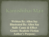 3rd Grade Lesson 9 Kamishibai Man Voc./Spelling/Comp. Skills Power Point