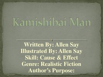 3rd Grade Lesson 9 Kamishibai Man Voc./Spelling/Comp. Skil