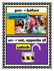 3rd Grade Lesson Plan: Prefixes and Suffixes