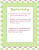 3rd Grade Leveled Reader Weekly Homework