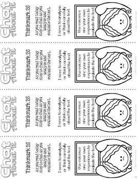 3rd Grade Literacy Centers Set 6 (rdg. skills/strategies, grammar and writing)