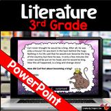 3rd Grade Literature PowerPoint