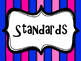 3rd  Grade Louisiana GLE Posters for Social Studies Pink a