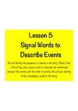 3rd Grade Louisiana Guidebooks Cajun Folktales Lesson 5-8 PDF