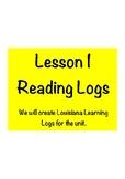 3rd Grade Louisiana Guidebooks Cajun Folktales Lessons 1-4 pdf