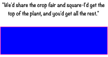 3rd Grade Louisiana Guidebooks Cajun Folktales Lessons 11-15 Flipchart