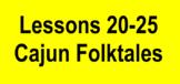 3rd Grade Louisiana Guidebooks Cajun Folktales Lessons 20-25 Flipchart