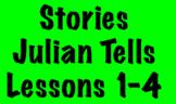 3rd Grade Louisiana Guidebooks Stories Julian Tells Lesson 1-4 Flipchart