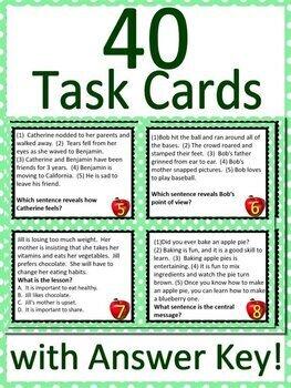 3rd Grade Test Prep Reading Practice Tests for ELA Standardized Testing