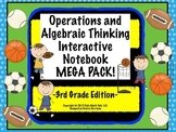 {3rd Grade} MEGA PACK! - Operations and Algebraic Thinking