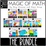 3rd Grade Magic of Math:  THE BUNDLE