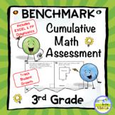 3rd Grade Math Benchmark Assessment with Diagnostics