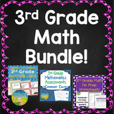 3rd Grade Math BUNDLE!