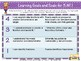 3rd Grade Math Bilingual Proficiency Scales - English & Spanish