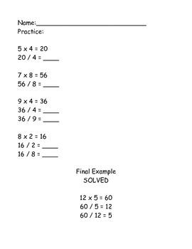 3rd Grade Math Book