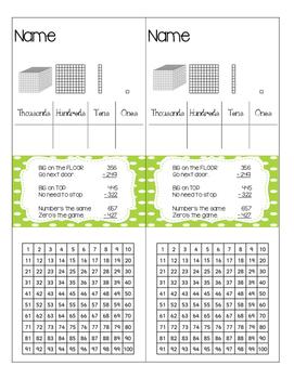 3rd Grade Math Bookmarks