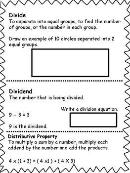 3rd Grade Math Common Core Mega Bundle