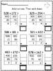 3rd Grade Math Bundle: Fractions, Multiplication, Estimation, Place Value,.....