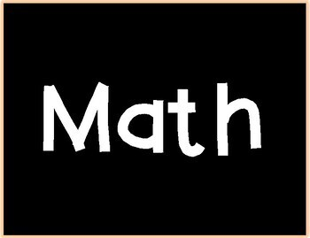 "3rd Grade Math CCSS ""I Can"" Statements"