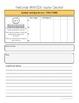 3rd Grade Math CCSS- Teacher Checklist and Essential Questions
