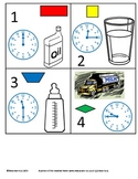 3rd Grade Math Calendar - Geometry, Capacity, Time