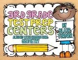 3rd Grade Math Centers {CCSS Geometry}