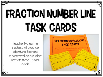 3rd Grade Math Centers { Fraction Centers }
