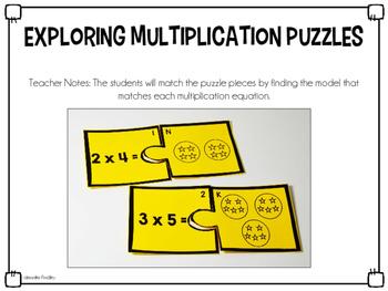 3rd Grade Math Centers {Operations and Algebraic Thinking}
