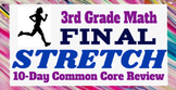 3rd Grade Math Common Core Review: 10 days of Test Prep, N