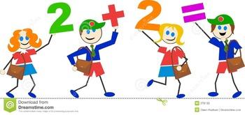 3rd Grade Math - Compose/Decompose, Compare, Round, Order