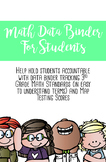 3rd Grade Math Data Binder For Students