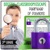 3rd Grade Math Digital Escape Room   3.MD.8 Perimeter   Google Classroom